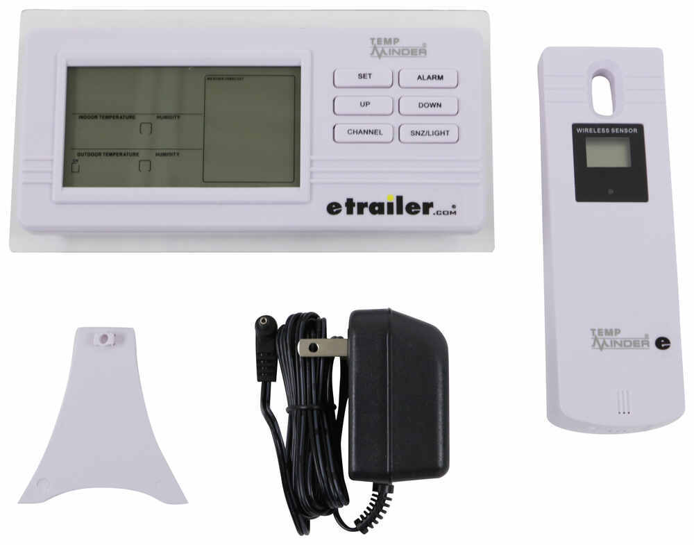 TempMinder 3 Channel Capability RV Weather Stations - MRI-213MXW