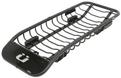 "Kuat Mini Skinny Roof Cargo Basket and Bike Carrier - Steel - 60"" x 24"" - 160 lbs"
