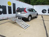 MaxxTow Aluminum Hitch Cargo Carrier - MT70100 on 2014 Honda CR-V
