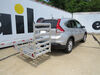 MaxxTow Heavy Duty Hitch Cargo Carrier - MT70100 on 2014 Honda CR-V