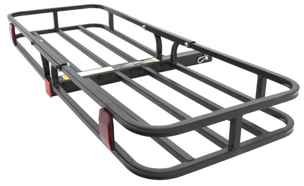 17x50 maxxtow cargo carrier for 2 u0026quot  hitches - steel