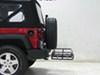 MT70107 - Steel MaxxTow Flat Carrier on 2013 Jeep Wrangler