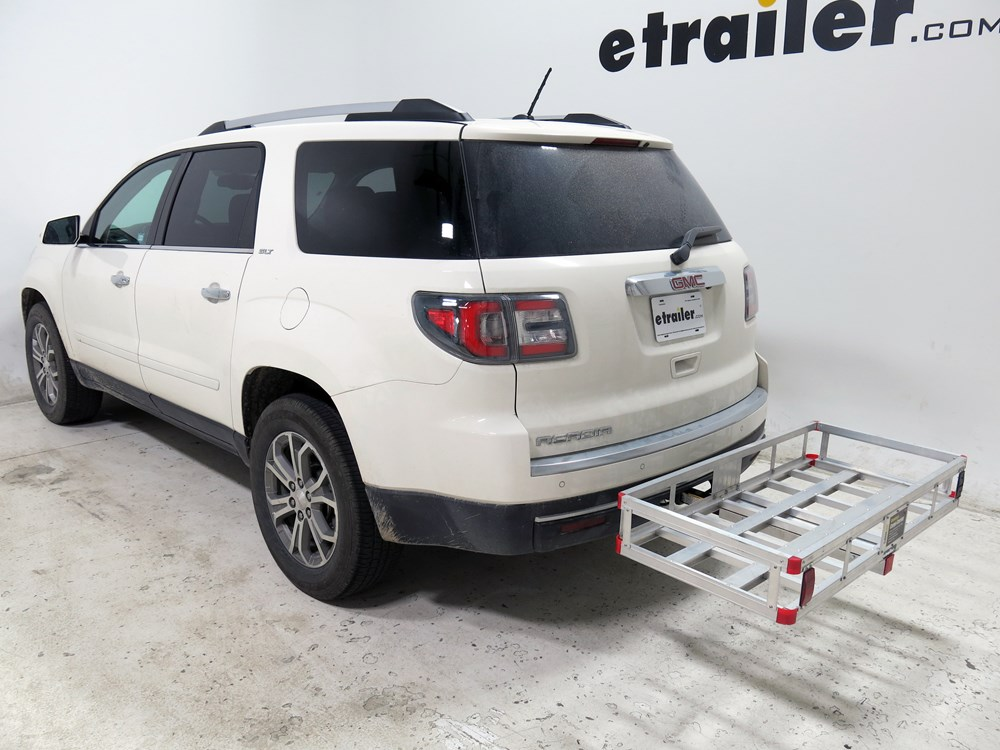 2015 gmc acadia 20x47 maxxtow cargo carrier for 2 hitches aluminum 500 lbs. Black Bedroom Furniture Sets. Home Design Ideas