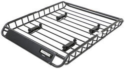 "MaxxTow Roof Mounted Cargo Basket - 45-3/4"" Long x 36-1/4"" Wide - 150 lbs"