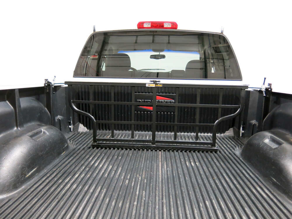 """2002 Dodge Ram 1500 Accessories >> MaxxTow Cargo Gate for Full Size Truck Beds - 57"""" to 66-1/2"""" Wide MaxxTow Truck Bed Accessories ..."""