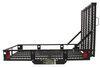 "MaxxTow 30x50 Wheelchair Carrier w/ 60"" Long Ramp - 2"" Hitches - Folding - Steel - 500 lbs Folding Carrier MT70260"