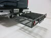 "MaxxTow 30x50 Wheelchair Carrier w/ 60"" Long Ramp - 2"" Hitches - Folding - Steel - 500 lbs 30 Inch Wide MT70260 on 2016 Ford F-150"