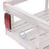 "27x47 MaxxTow Cargo Carrier w/ 60"" Pivoting Ramp - 2"" Hitches - Aluminum - 500 lbs. Fixed Carrier MT70275"