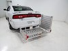 MT70275 - 27 Inch Wide MaxxTow Hitch Cargo Carrier on 2012 Dodge Charger