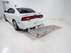 MT70275 - Aluminum MaxxTow Hitch Cargo Carrier on 2012 Dodge Charger