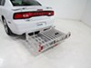 Hitch Cargo Carrier MT70275 - 48 Inch Long - MaxxTow on 2012 Dodge Charger