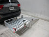 "27x47 MaxxTow Cargo Carrier w/ 60"" Pivoting Ramp - 2"" Hitches - Aluminum - 500 lbs. Class III,Class IV MT70275"