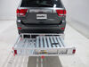 "27x47 MaxxTow Cargo Carrier w/ 60"" Pivoting Ramp - 2"" Hitches - Aluminum - 500 lbs. 27 Inch Wide MT70275"