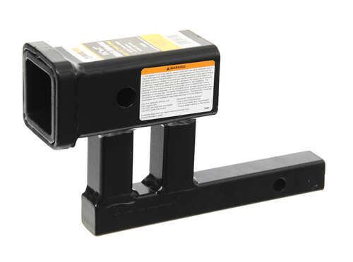 Maxxtow trailer hitch receiver adapter quot class ii
