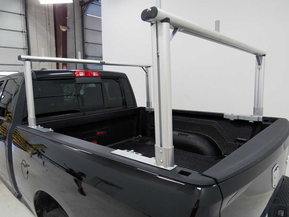2015 Dodge Ram 1500 >> MaxxTow Truck Bed Ladder Rack w/ Load Stops - Aluminum - 400 lbs MaxxTow Ladder Racks MT70423