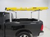 MaxxTow Truck Bed Ladder Rack w/ Load Stops - Aluminum - 400 lbs Aluminum MT70423 on 2015 Ram 1500
