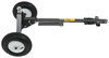 "MaxxTow MaxxHaul Dual Pull Trailer Dolly - 1-7/8"" Hitch Ball - Steel - 600 lbs 600 lbs Capacity MT70881"
