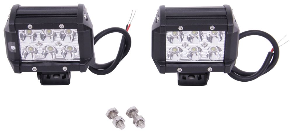 MaxxTow Rectangle Trailer Lights - MT70882