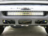 MT80632 - Straight Light Bar MaxxTow Light Bar on 2006 Ford Van