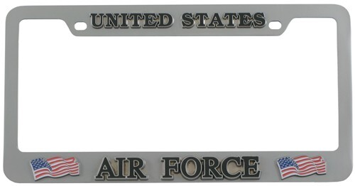Compare US Air Force License vs United States Marines | etrailer.com