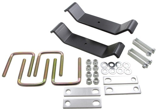 Compare SuperSprings Mounting vs Universal Installation