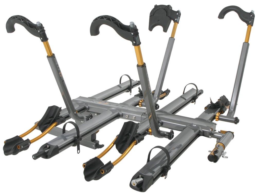 kuat nv 4 bike platform rack - 2 u0026quot  hitches