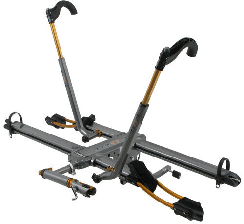 rack en receiver bike xc platform hitch product dual folding swagman