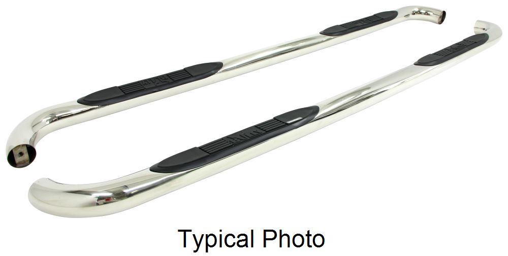 Pilot Automotive Fixed Step Nerf Bars - Running Boards - NB-1344X