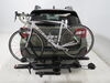 Kuat Fold-Up Rack,Tilt-Away Rack Hitch Bike Racks - NV22B on 2019 Subaru Outback Wagon