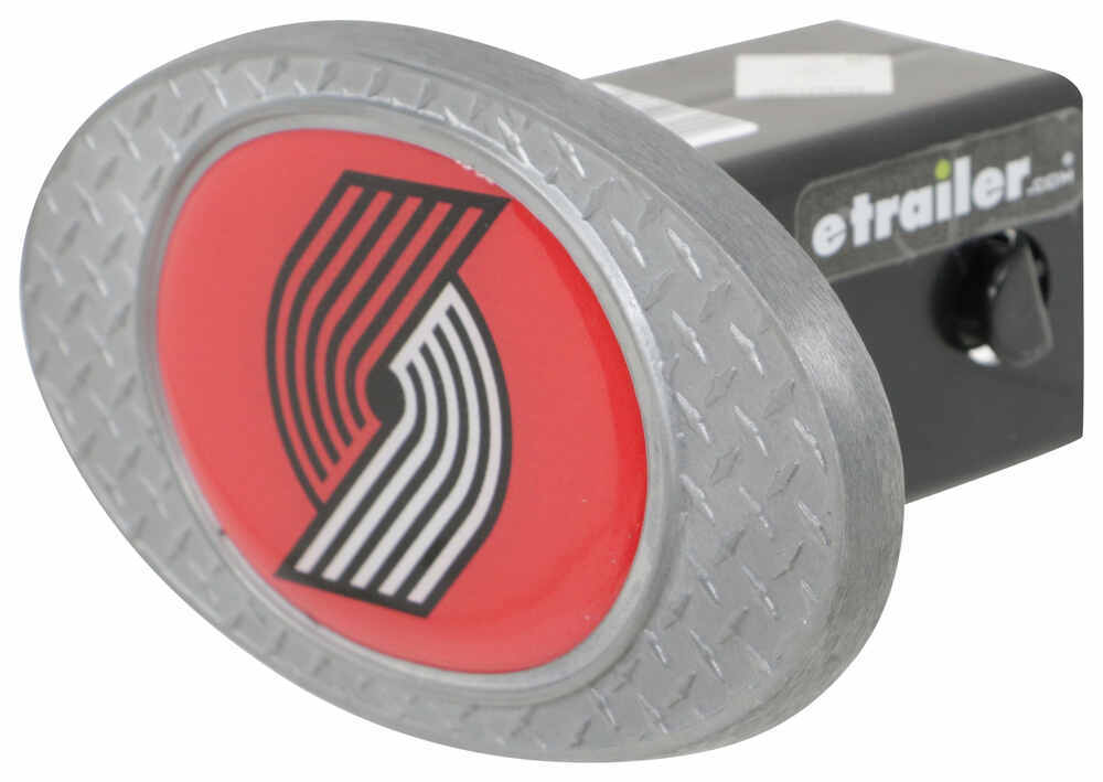 OHCC2222 - Portland Trailblazers Great American Hitch Covers