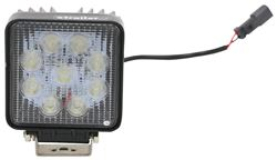 "Luma LED Work Light - 60-Degree Flood Beam - 27 Watts - 4"" Square"