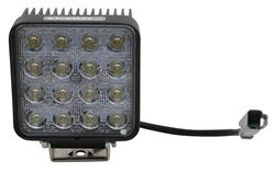 "Luma LED Work Light - 30-Degree Flood Beam - 48 Watts - 4"" Long"