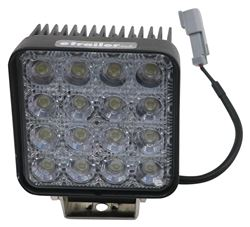 "Luma LED Work Light - 60-Degree Flood Beam - 48 Watts - 4"" Long"