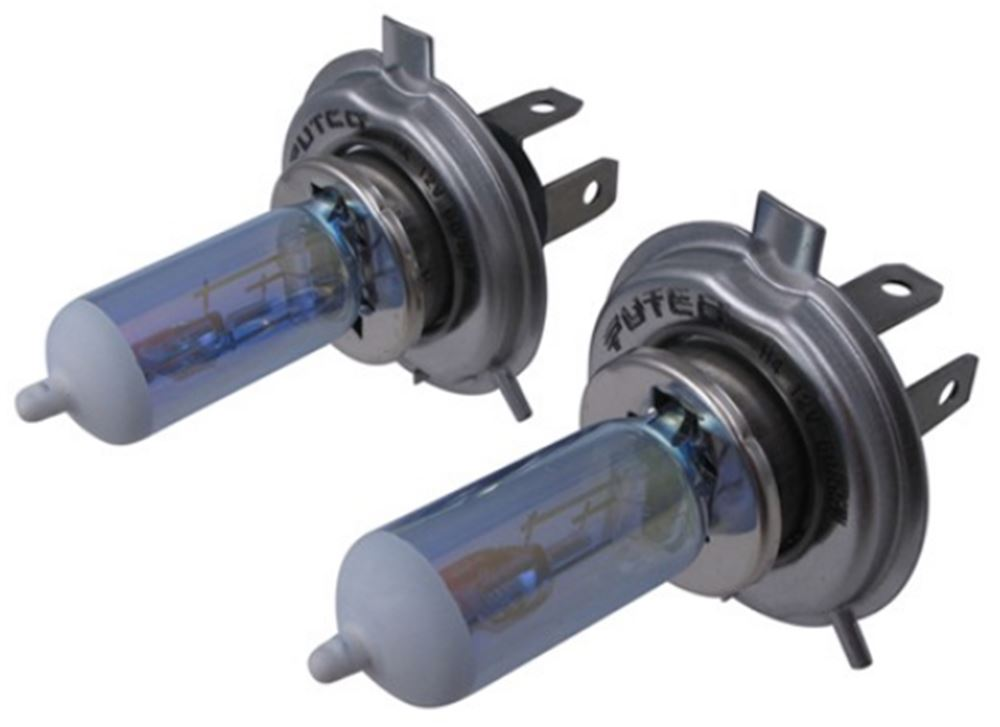 Putco Pure High Performance H4 Halogen Fog Lamp Bulbs