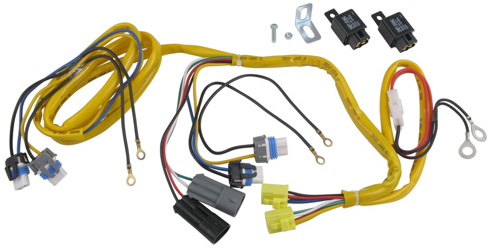 compare putco heavy duty vs putco heavy duty etrailer com rh origin etrailer com Wiring Harness Diagram Wiring Harness Connectors