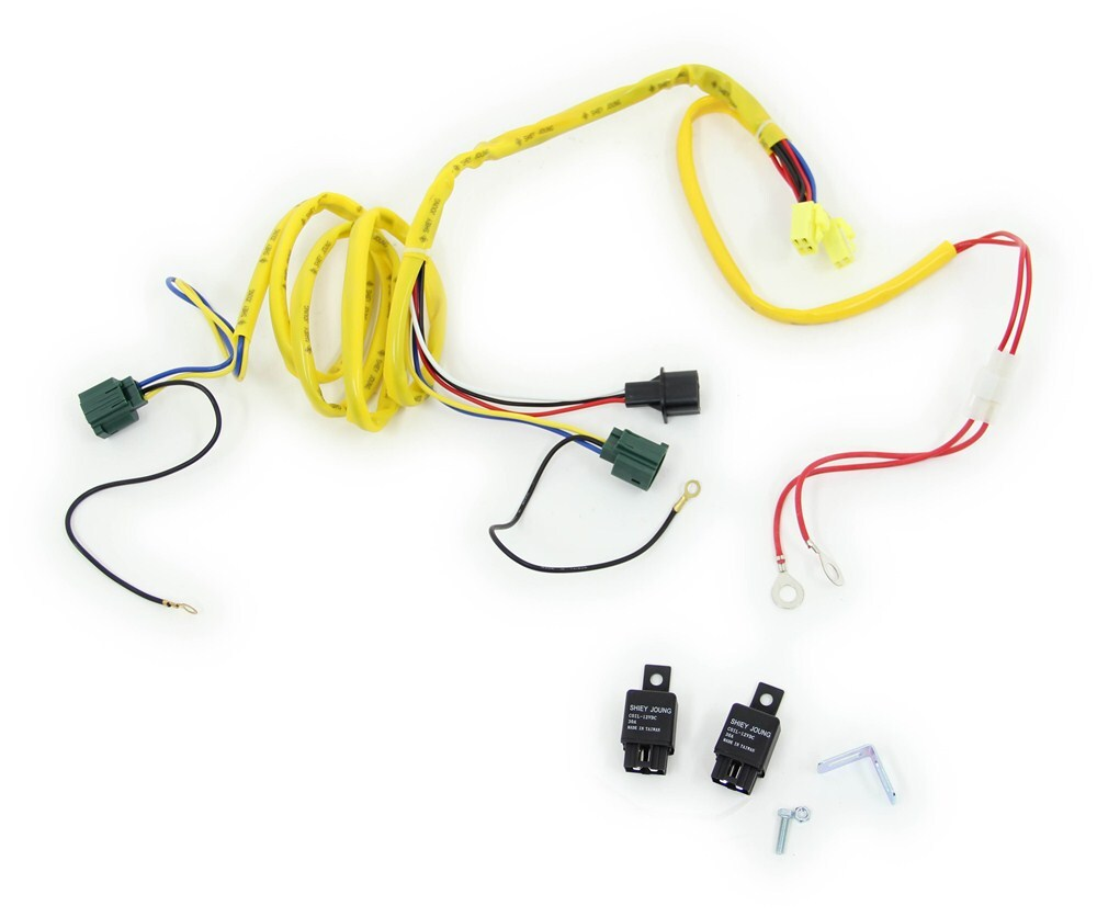 Compare Putco Wiring Harness Vs Heavy Duty H13 H139008 Accessories And Parts P239008hw