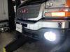 Putco Optic 360 High Power LED Fog Lamp Bulbs - H10 - 360 Degree - White - 1 Pair H10 P250010W on 2005 GMC Sierra