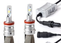 Putco 2010 Chevrolet Malibu Vehicle Lights