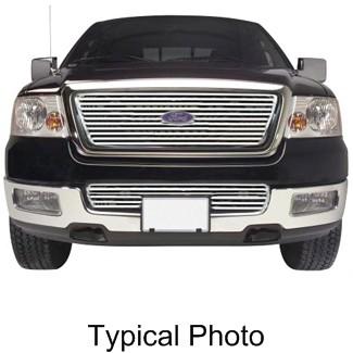 2002 Ford Escape Putco Designer FX Grille and Bumper ...