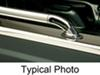 Putco Locker Truck Bed Side Rails - Polished Stainless Steel Side of Bed P89862