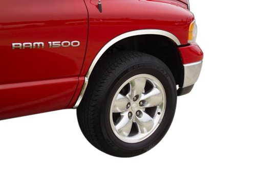 P97301 - 4 Piece Set Putco Side of Vehicle Trim