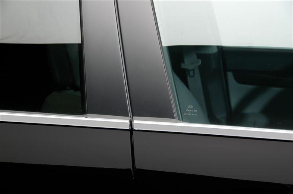 Vehicle Trim P97561 - Window Trim - Putco