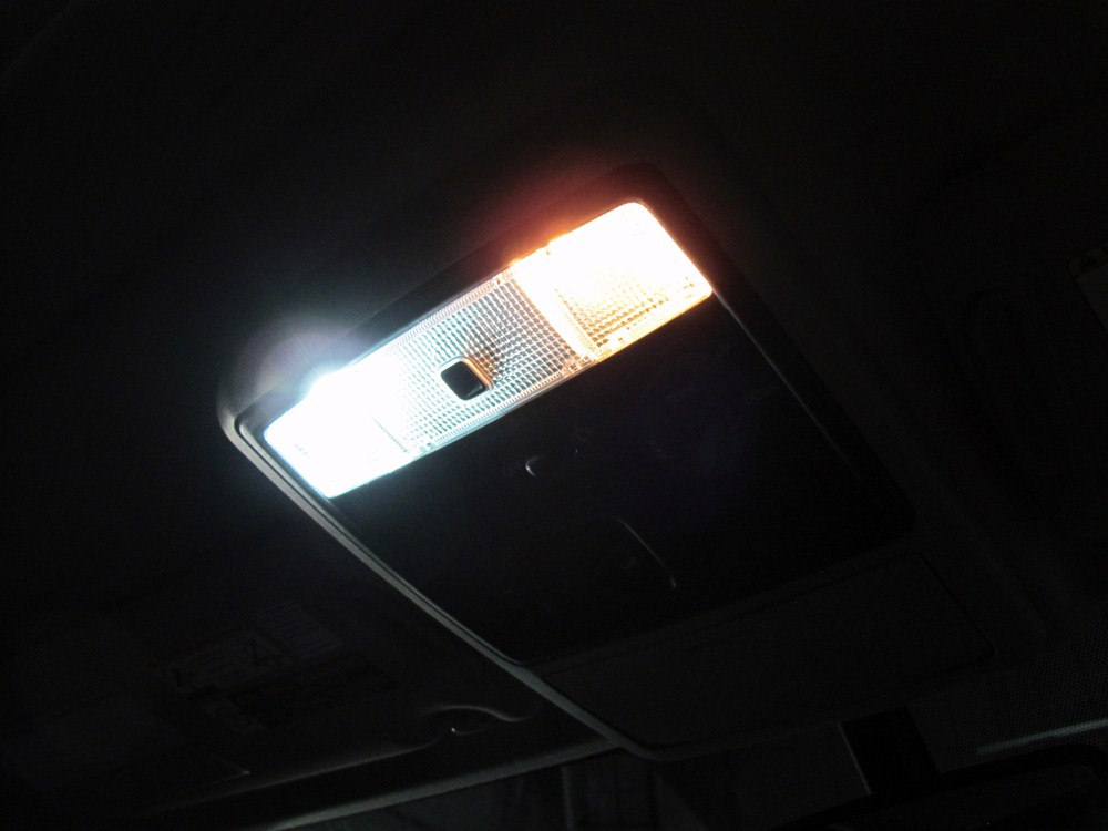 Putco Pure Premium Led Dome Light Kit Putco Vehicle Lights P980054