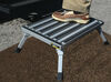 Adjustable-Height, Folding Aluminum Platform Step with Non-Slip Rubber Feet - 1,000 lbs 1000 lbs PA-100