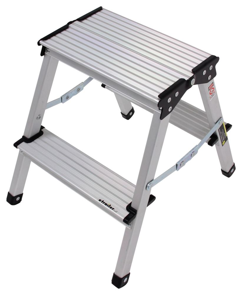 Compare Stromberg Carlson Vs Camco Folding Step Etrailer Com