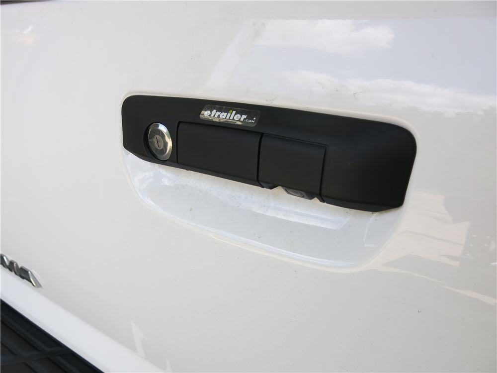 2010 toyota tacoma pop lock custom tailgate handle with. Black Bedroom Furniture Sets. Home Design Ideas