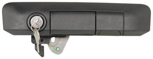 2014 toyota tacoma pop lock custom locking tailgate handle manual black. Black Bedroom Furniture Sets. Home Design Ideas