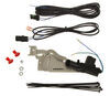 PAL8250 - Vehicle Specific Pop and Lock Tailgate Lock