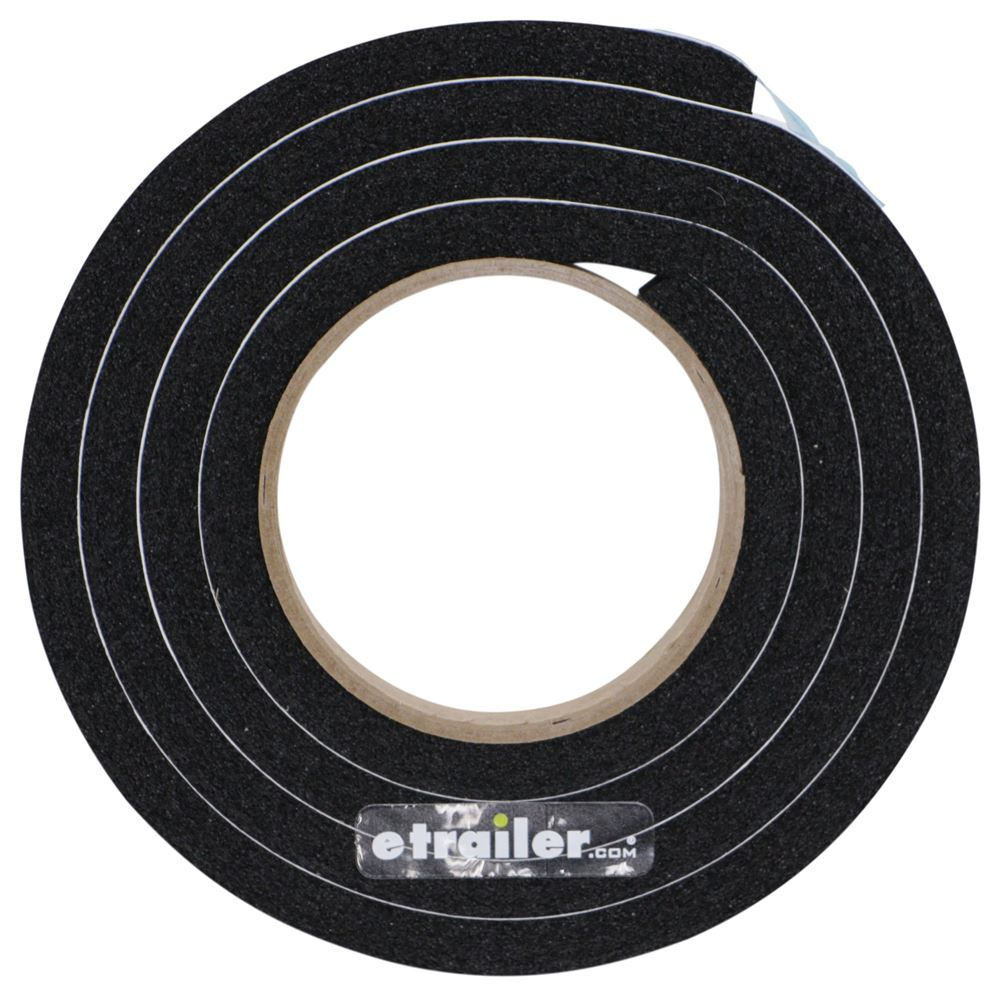 "Replacement Bulkhead Seal for BAKFlip Truck Bed Tonneau Covers - 3/8"" Thick x 65"" Long Seals PARTS-326A0004"