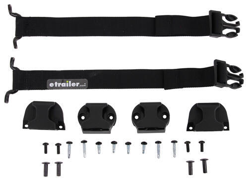 Buckle And Strap Conversion Kit For Bakflip Truck Bed